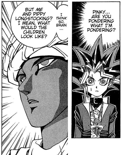 Yu Gi Oh, Chapter Vol.03 Ch.024 - Capsule Monster Chess! image 034