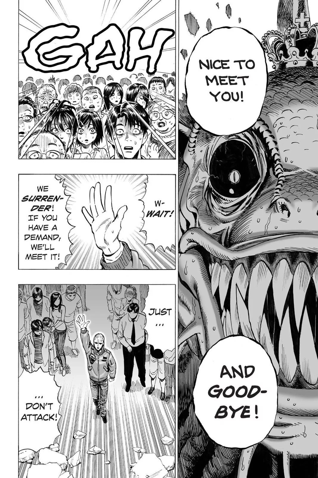 One Punch Man, Chapter Onepunch-Man 25 image 067