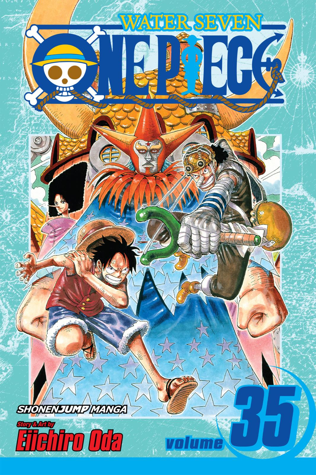 One Piece, Chapter 328 image 001