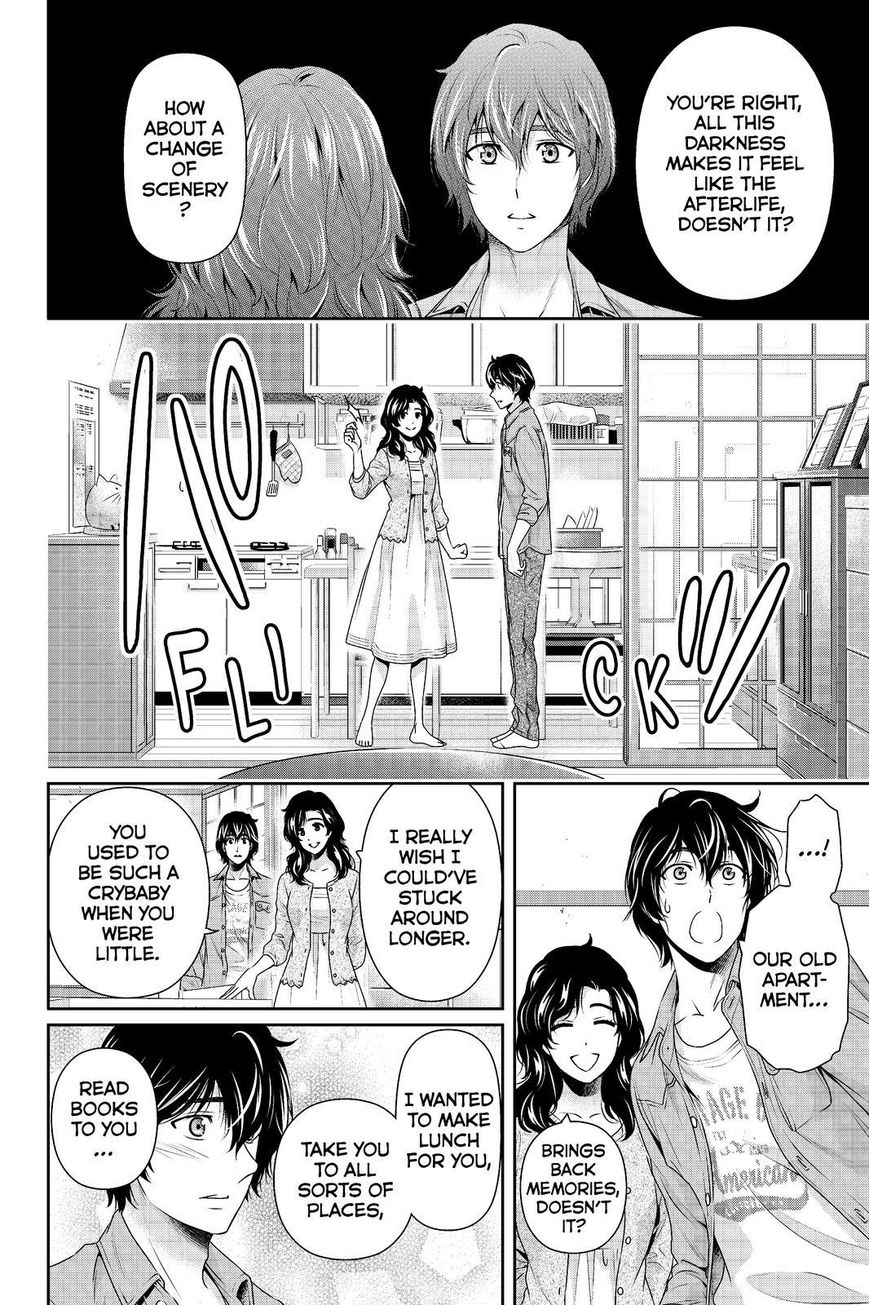 Domestic Girlfriend, Chapter 187 Will I See You Again image 012