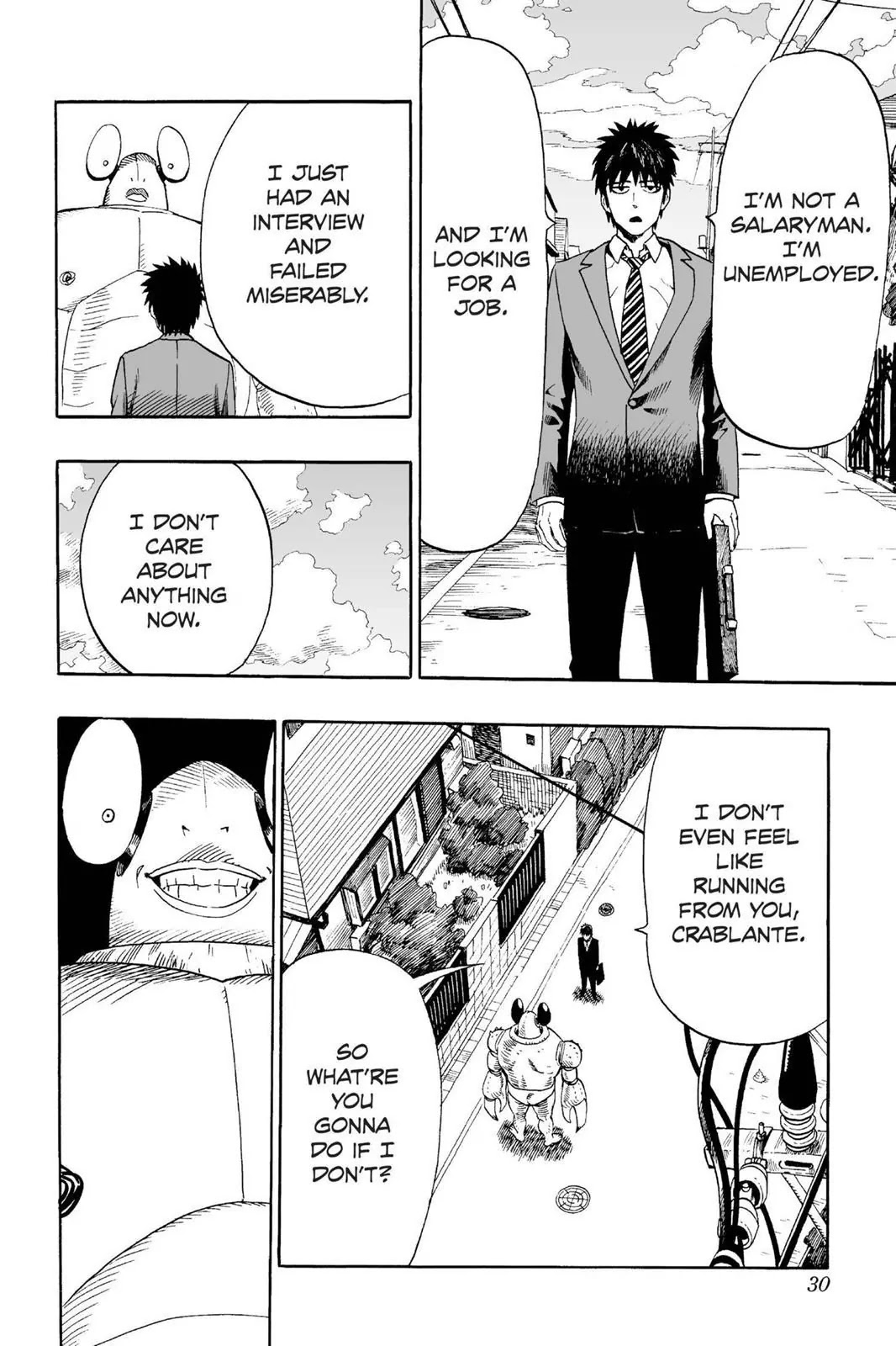 One Punch Man, Chapter Onepunch-Man 2 image 004