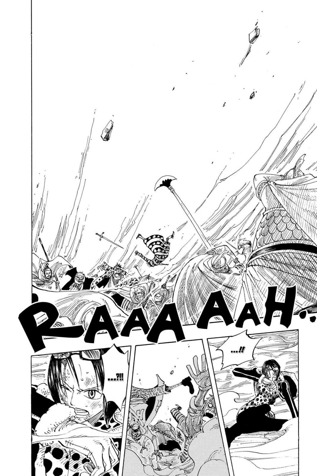 One Piece, Chapter 209 image 002