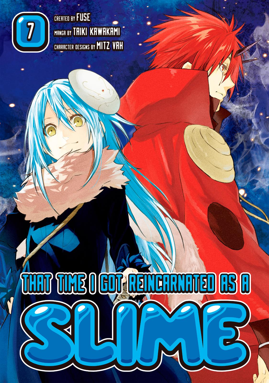That Time I Got Reincarnated As A Slime, Chapter 32 image 001