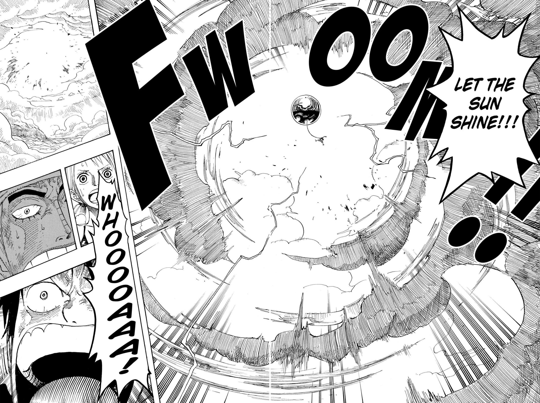 One Piece, Chapter 297 image 016