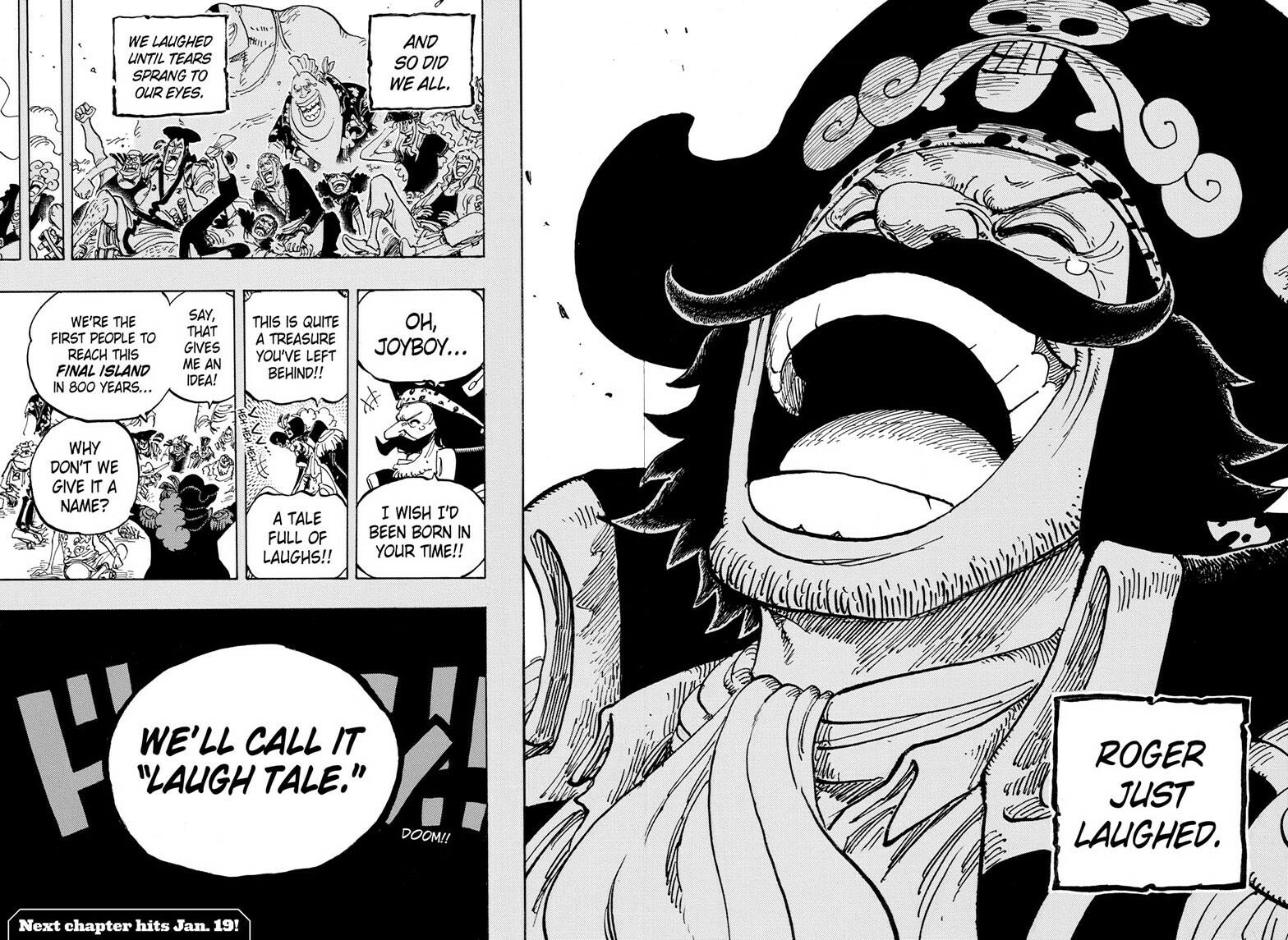 One Piece, Chapter 967 image 018