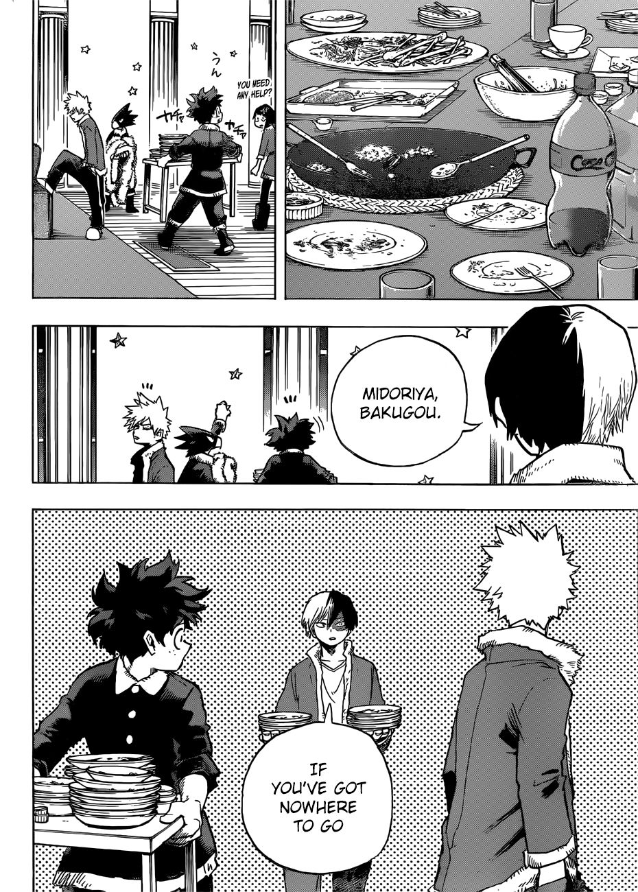 My Hero Academia, Chapter 242 image 016
