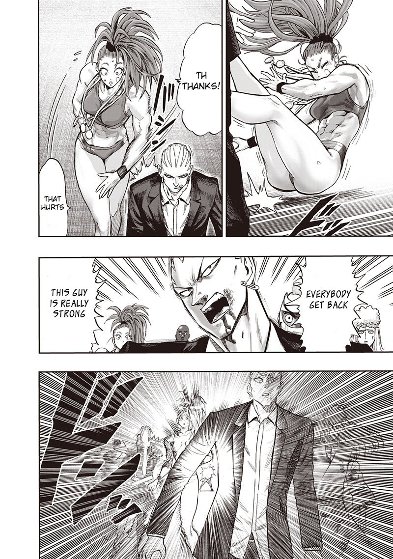 One Punch Man, Chapter Onepunch-Man 94 image 101