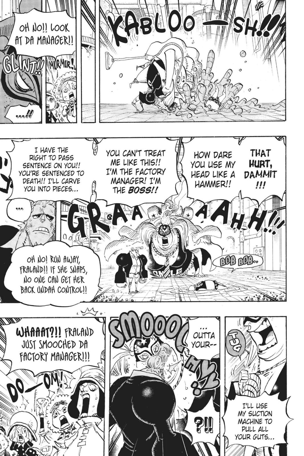 One Piece, Chapter 755 image 011