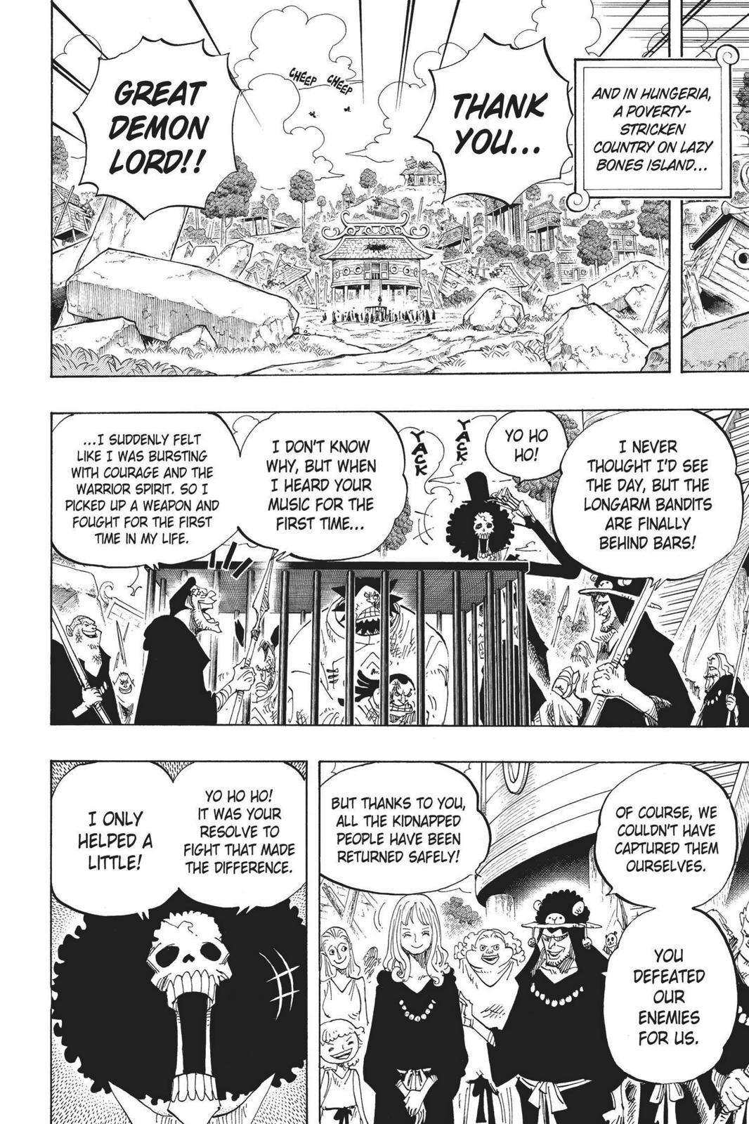 One Piece, Chapter 592 image 015