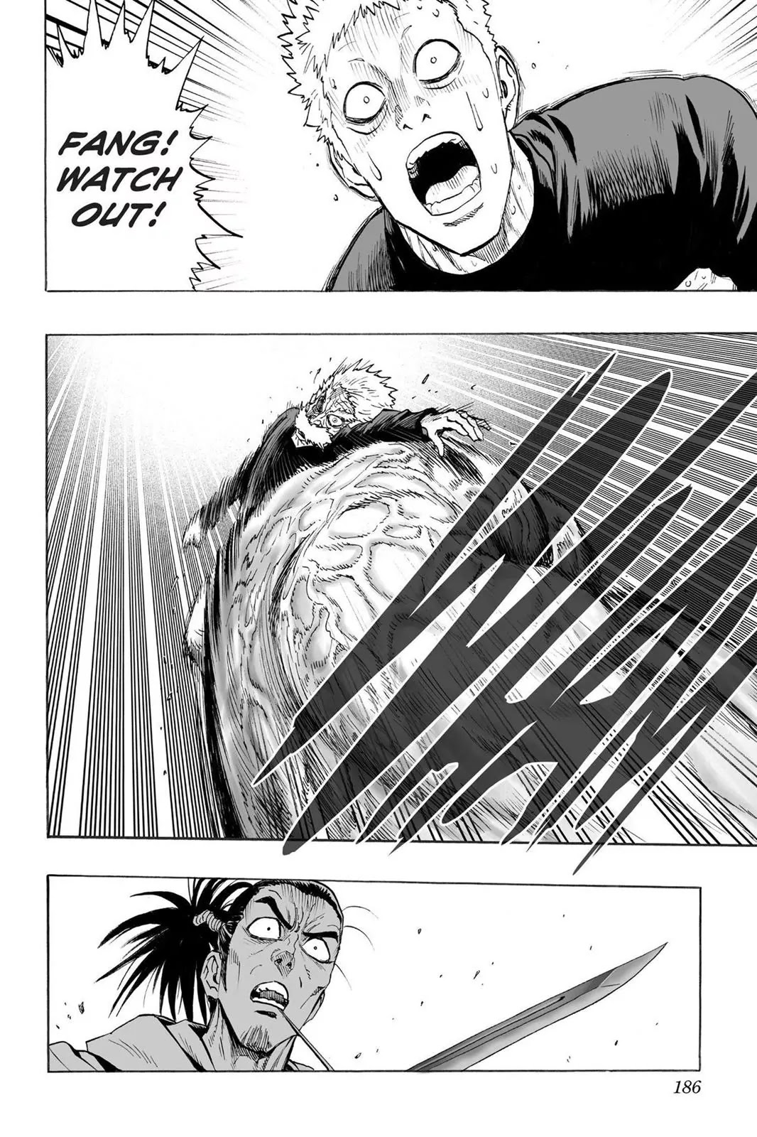 One Punch Man, Chapter Onepunch-Man 34 image 030