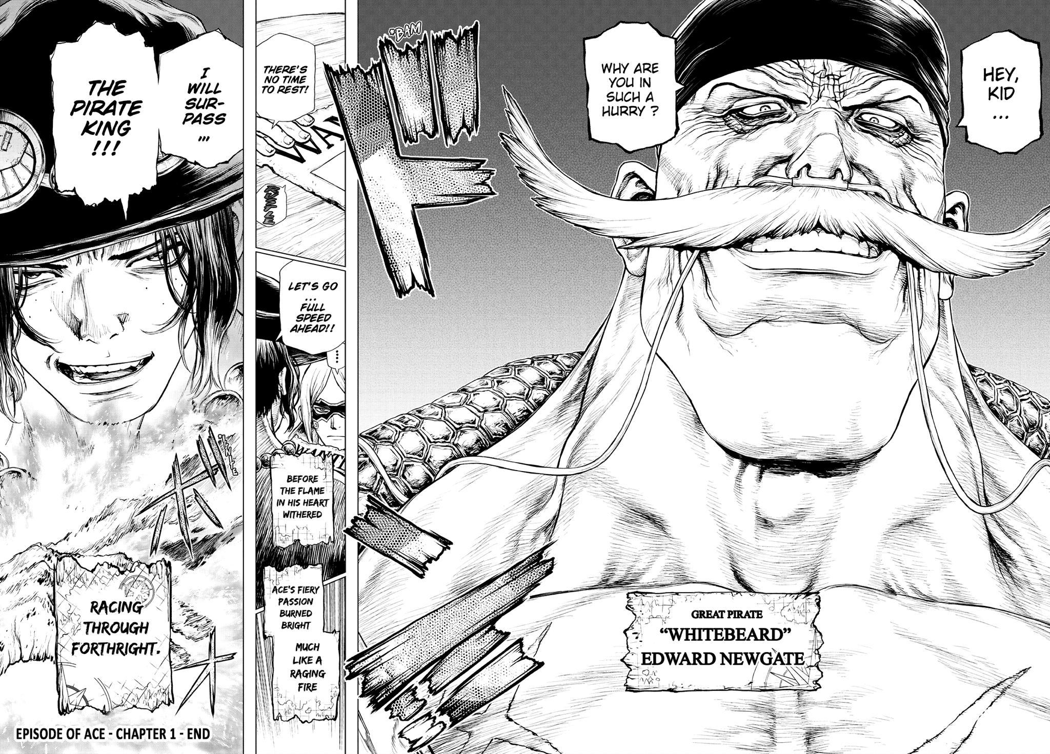 One Piece, Chapter 991.5 image 046