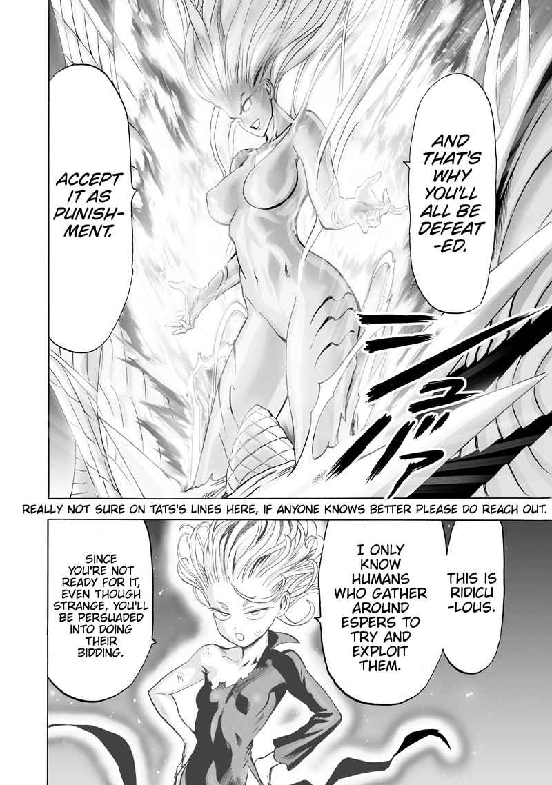 One Punch Man, Chapter 132 image 021