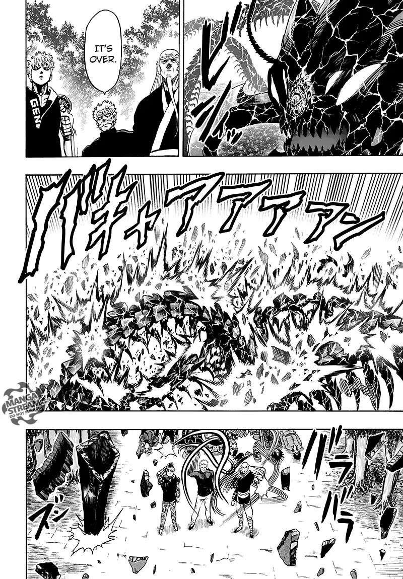 One Punch Man, Chapter Onepunch-Man 84 image 078