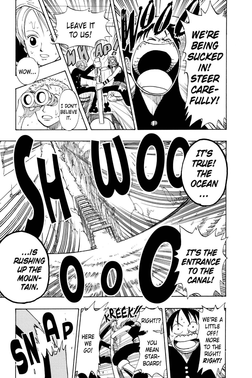 One Piece, Chapter 101 image 014