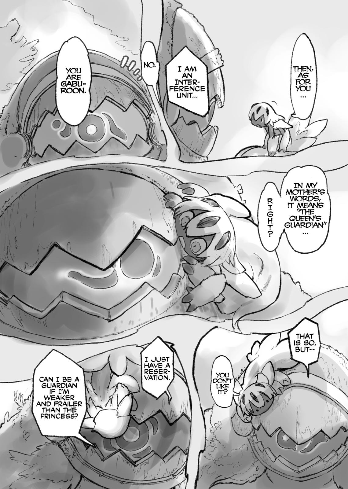 Made In Abyss, Chapter Hello,Abyss 51.5 image 014