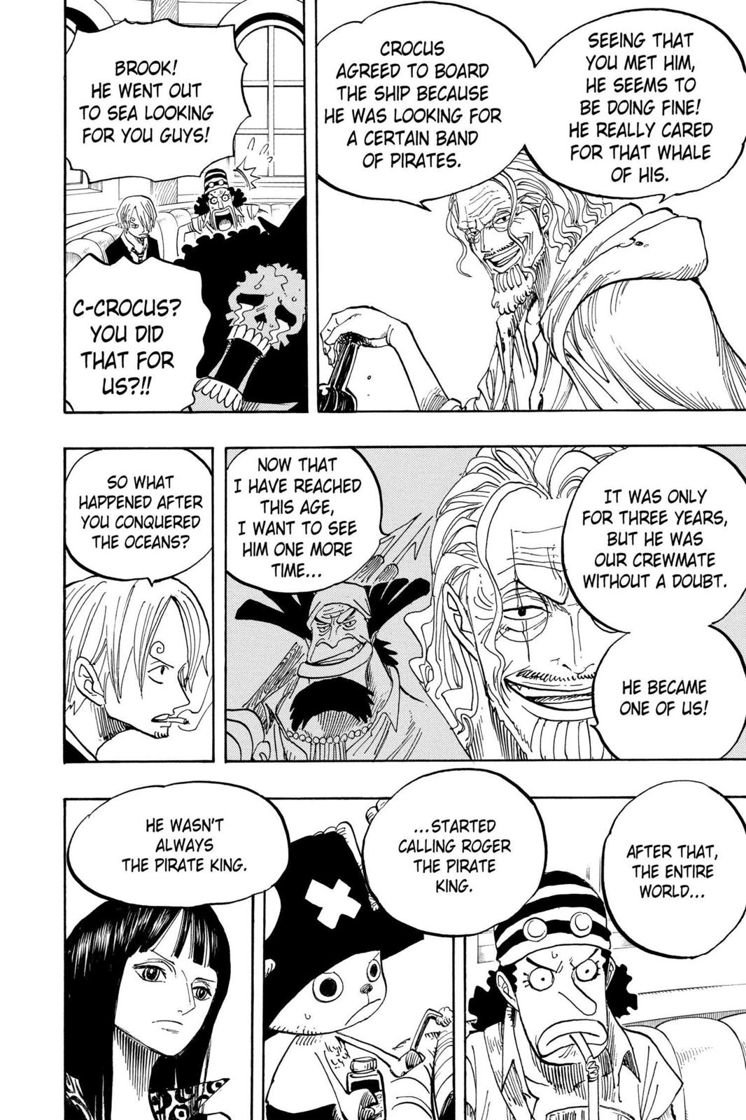 One Piece, Chapter 506 image 012