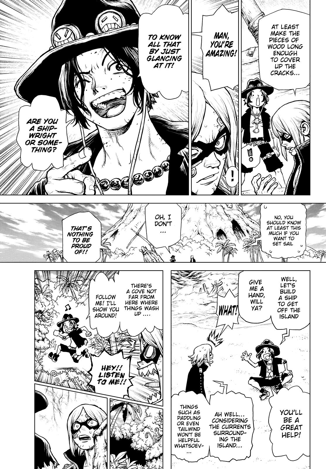 One Piece, Chapter 991.5 image 007