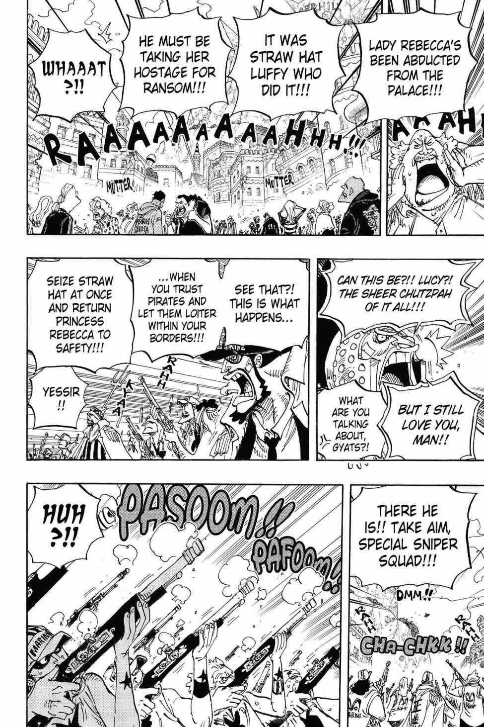 One Piece, Chapter 797 image 010