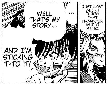 Yu Gi Oh, Chapter Vol.04 Ch.026 - Deadly Russian Roulette image 022