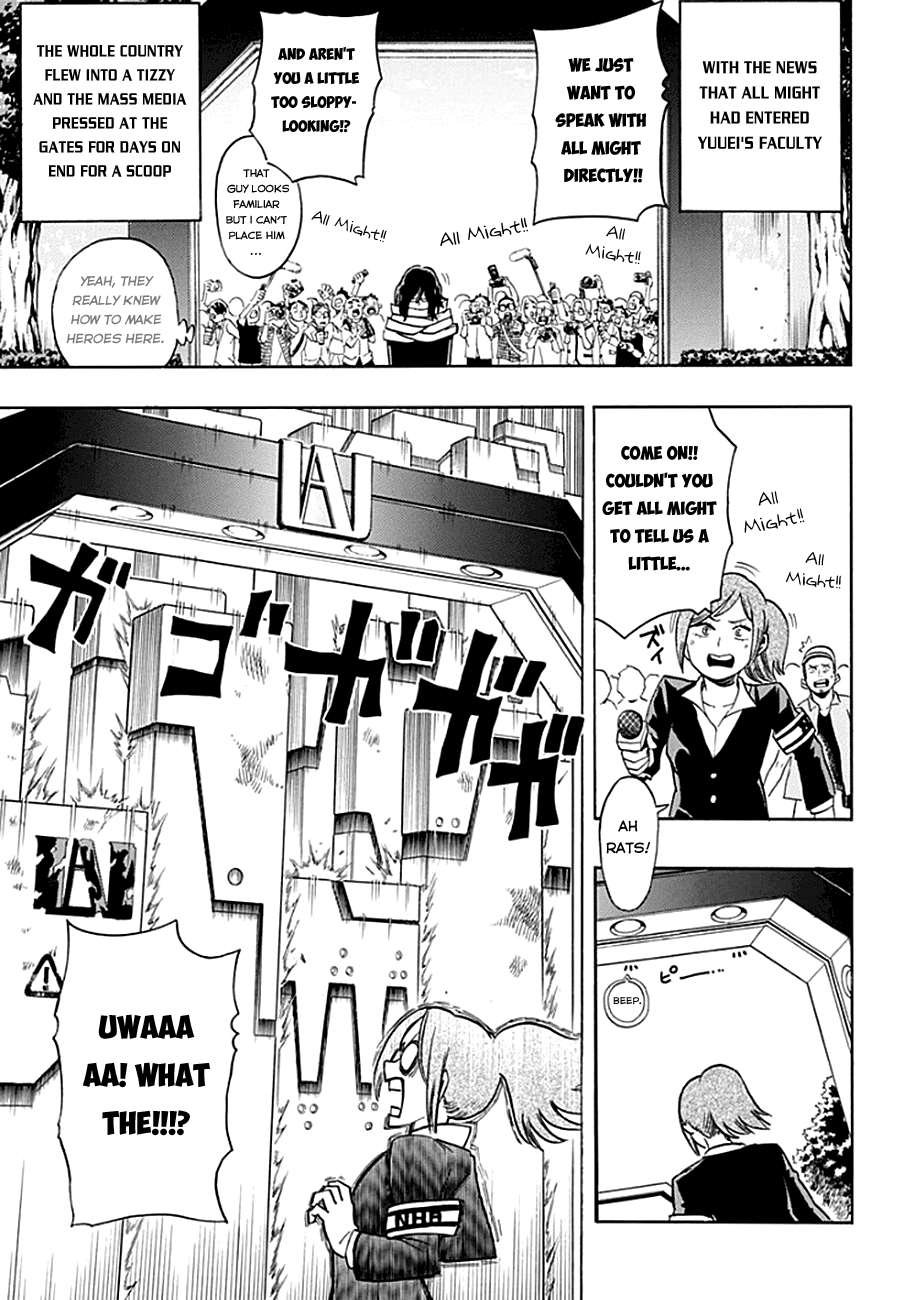 My Hero Academia, Chapter 12 image 006