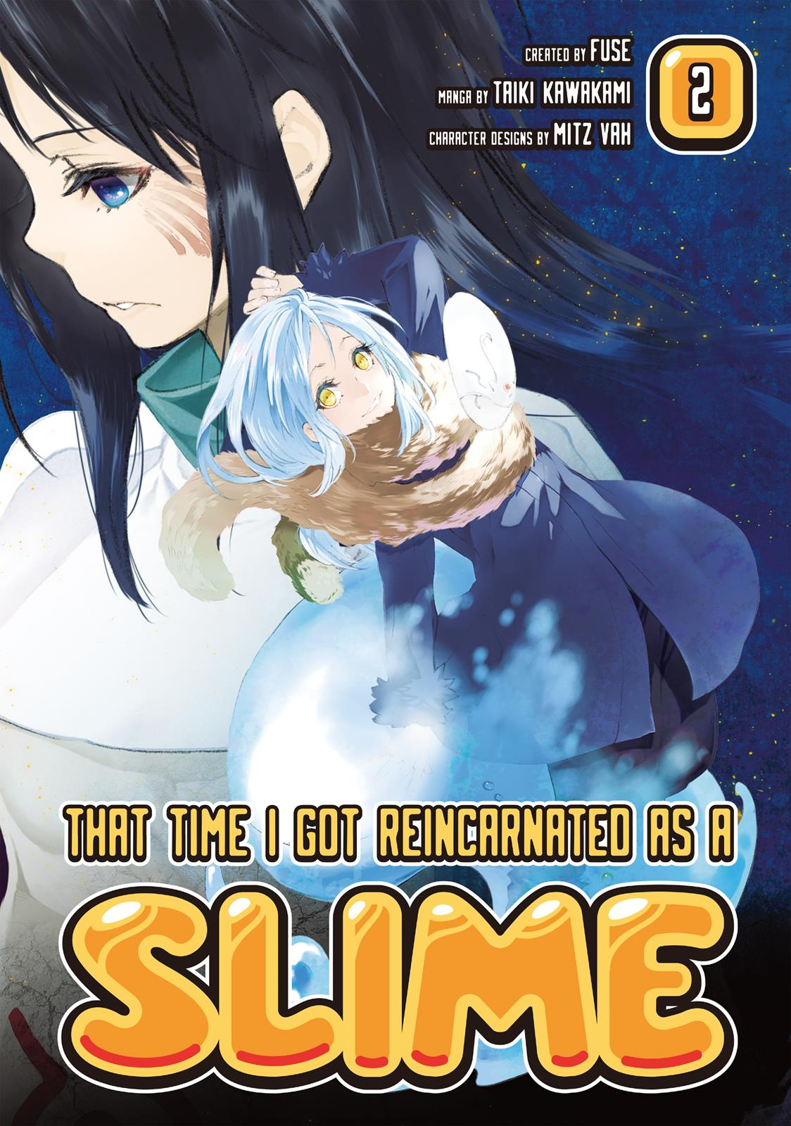 That Time I Got Reincarnated As A Slime, Chapter 7 image 001