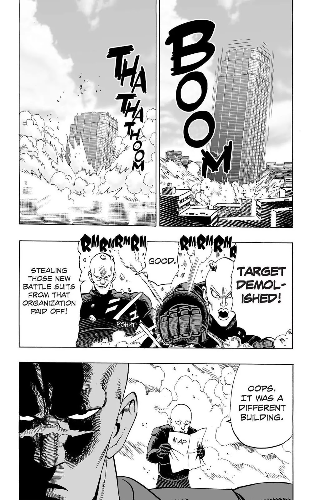 One Punch Man, Chapter Onepunch-Man 12 image 008