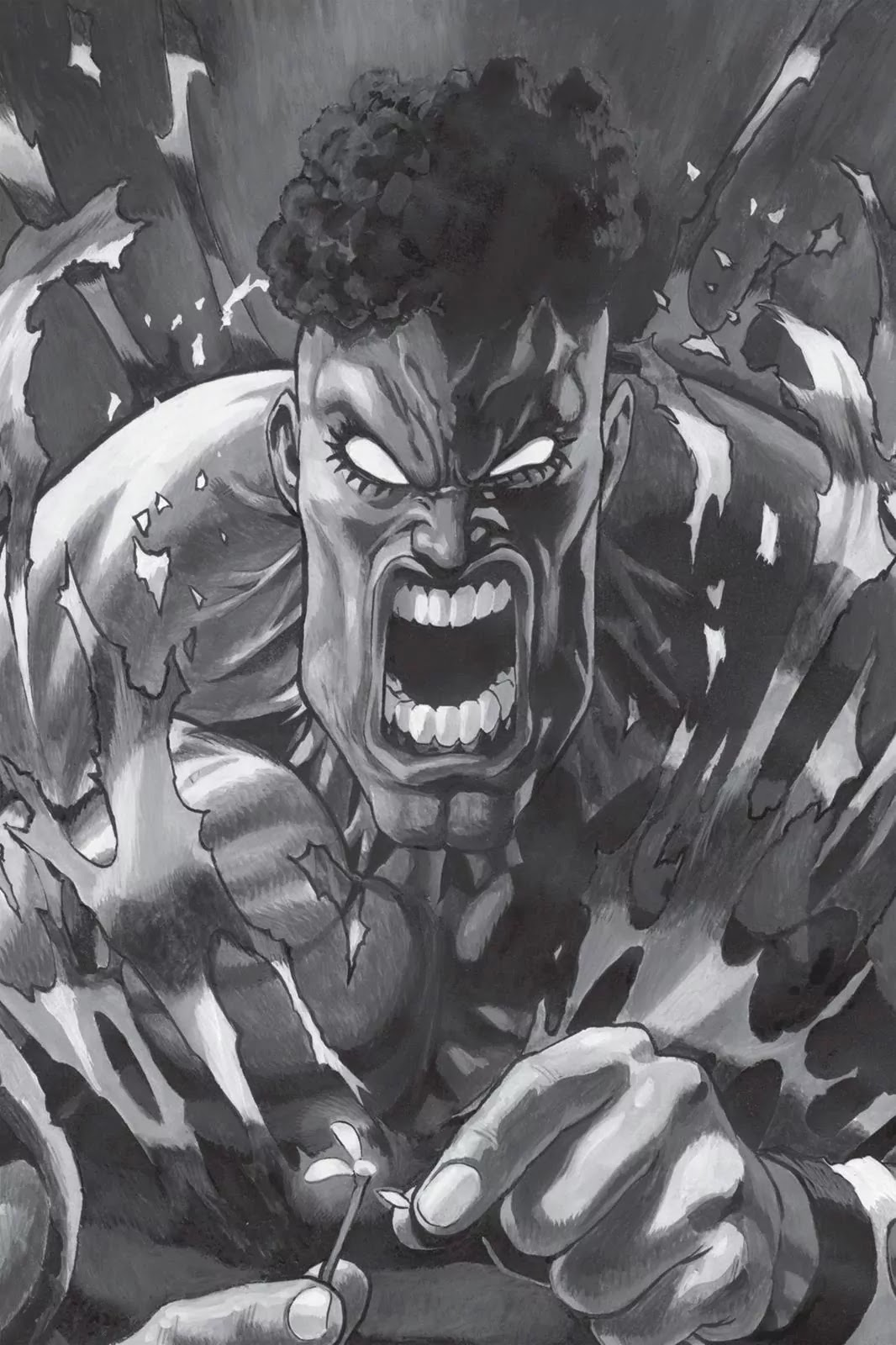 One Punch Man, Chapter Onepunch-Man 34.5 image 020
