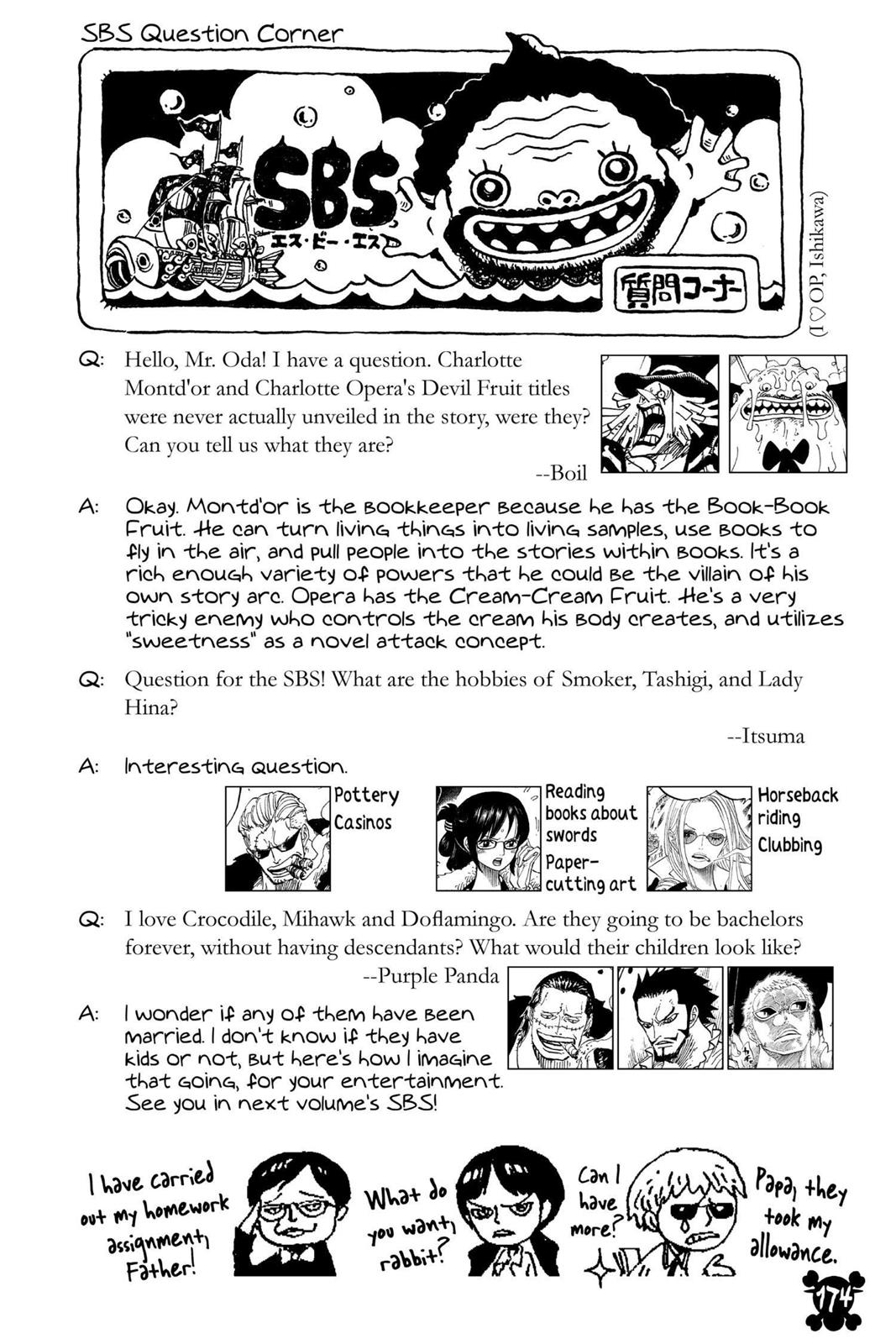 One Piece, Chapter 909 image 016