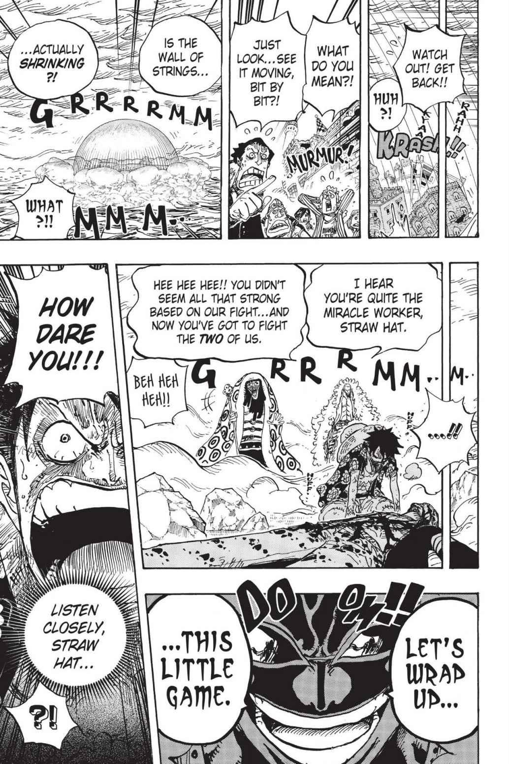 One Piece, Chapter 780 image 015