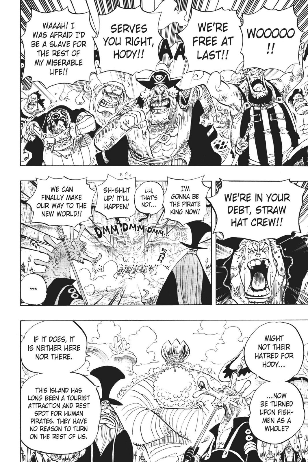 One Piece, Chapter 649 image 002