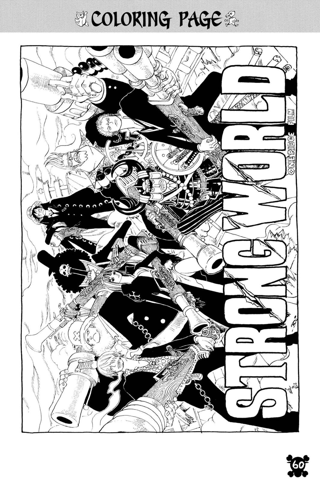 One Piece, Chapter 554 image 009