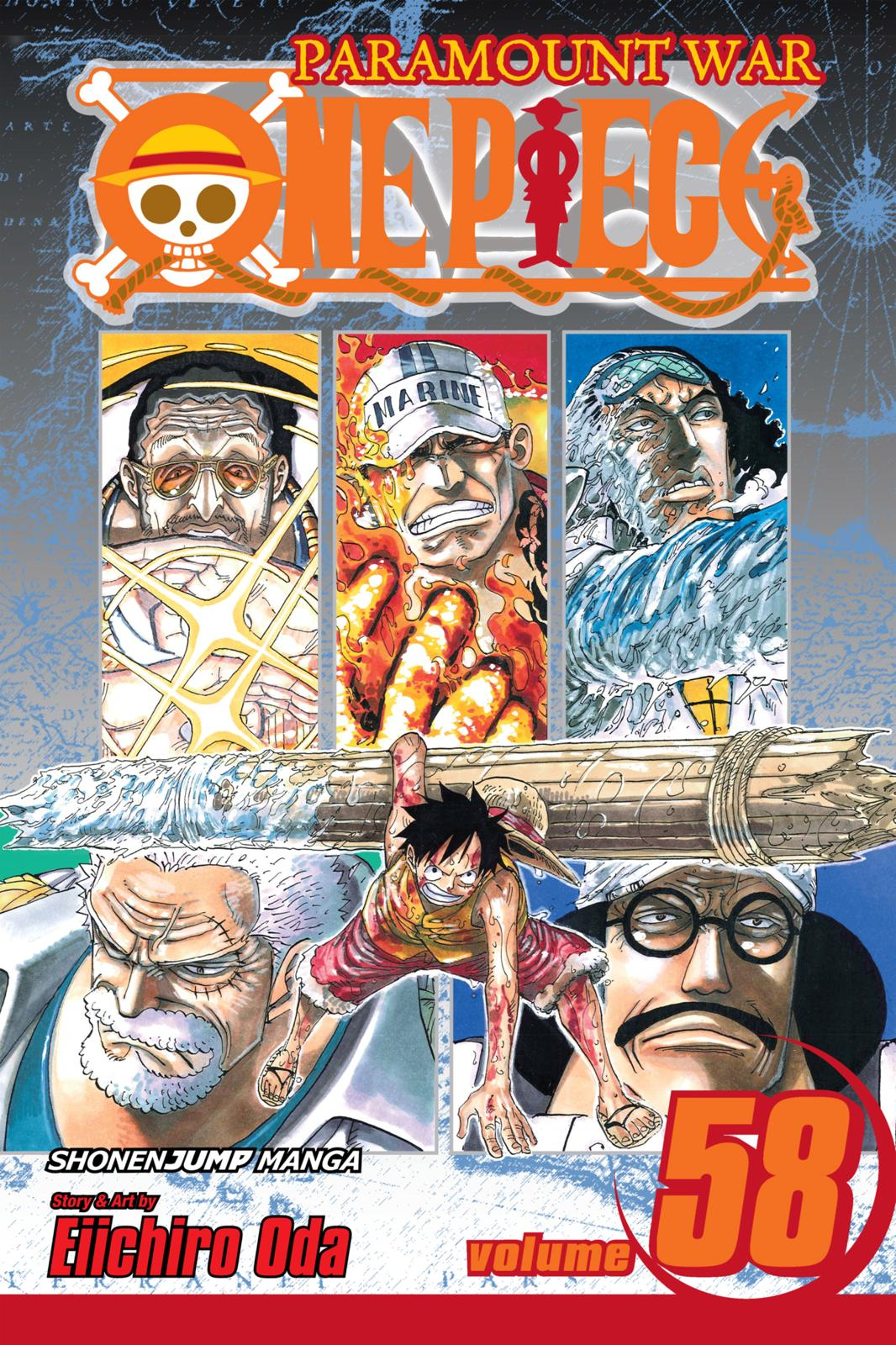 One Piece, Chapter 563 image 001
