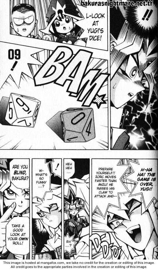 Yu Gi Oh, Chapter Vol.07 Ch.057 - Battle 57 Millennium Enemy 8 Fight! Fight! image 010