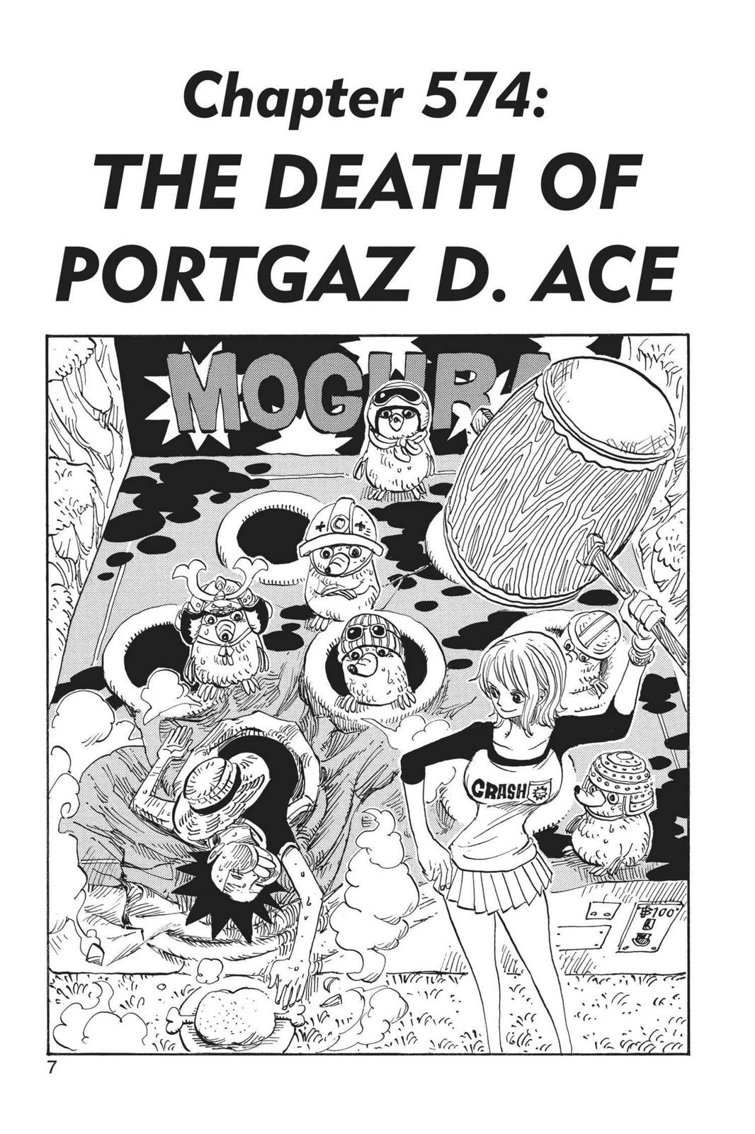 One Piece, Chapter 574 image 007