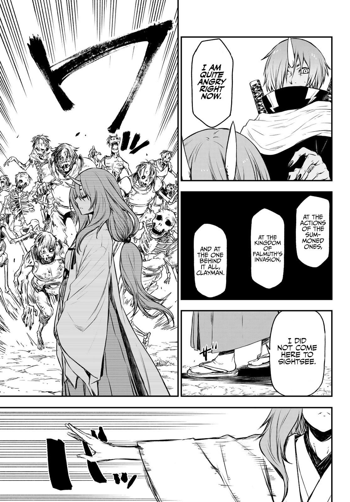 That Time I Got Reincarnated As A Slime, Chapter 81 image 042