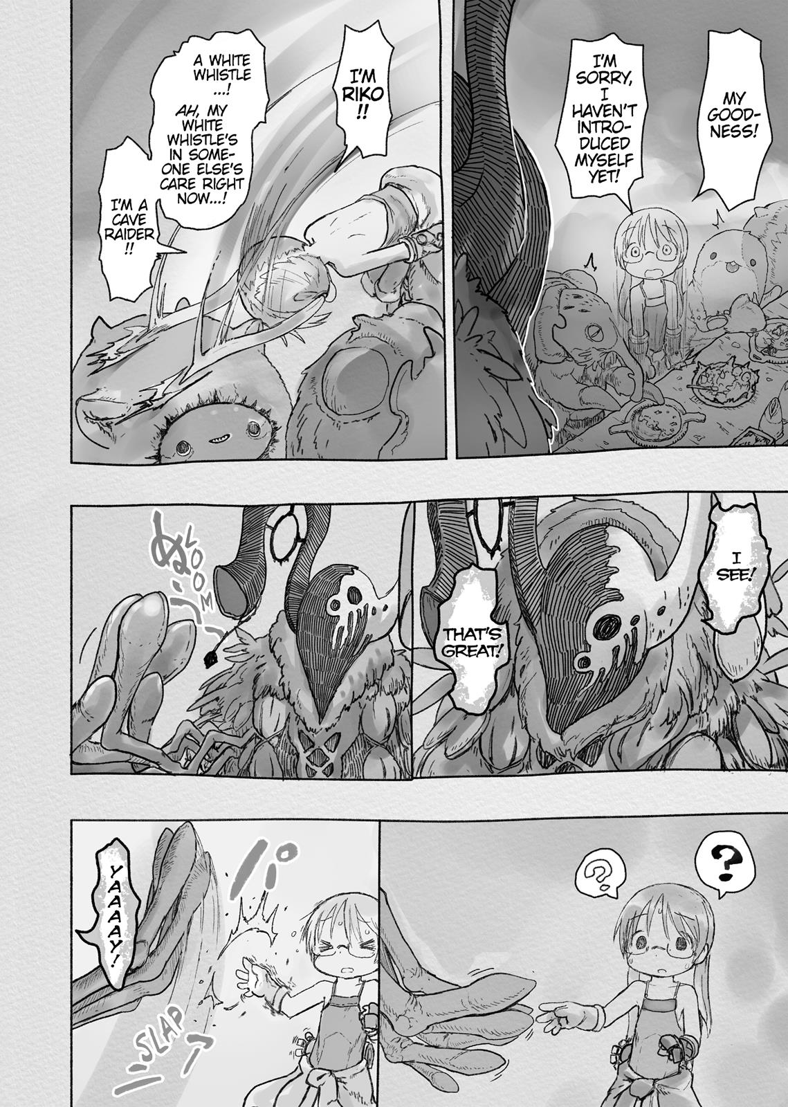 Made In Abyss, Chapter Hello,Abyss 44 image 016