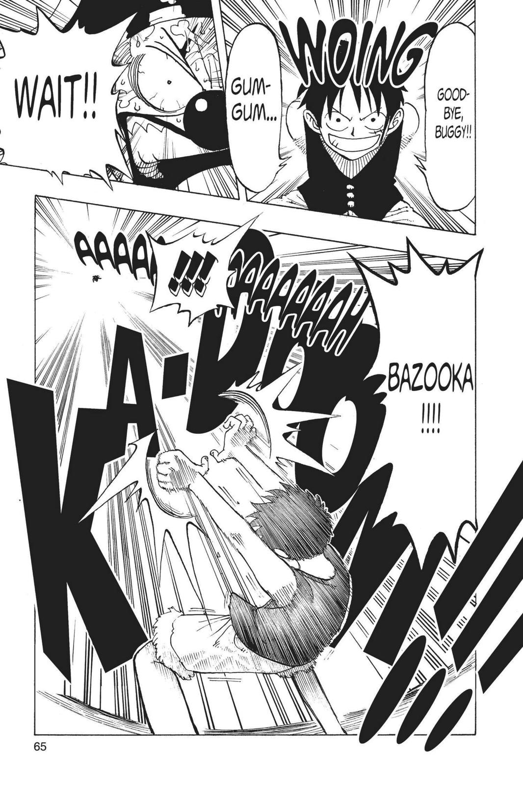 One Piece, Chapter 20 image 019