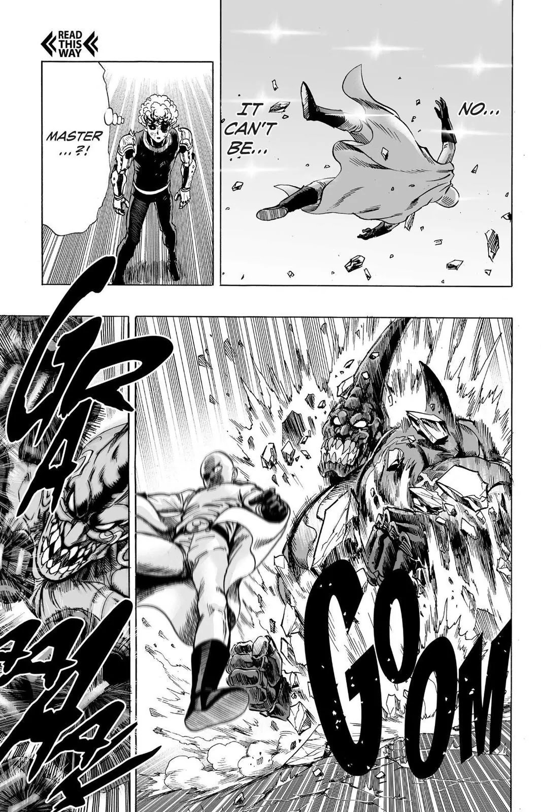 One Punch Man, Chapter Onepunch-Man 11 image 019