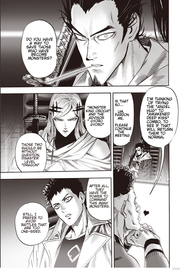 One Punch Man, Chapter Onepunch-Man 93 image 009