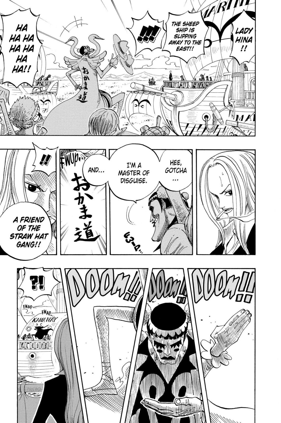 One Piece, Chapter 215 image 017