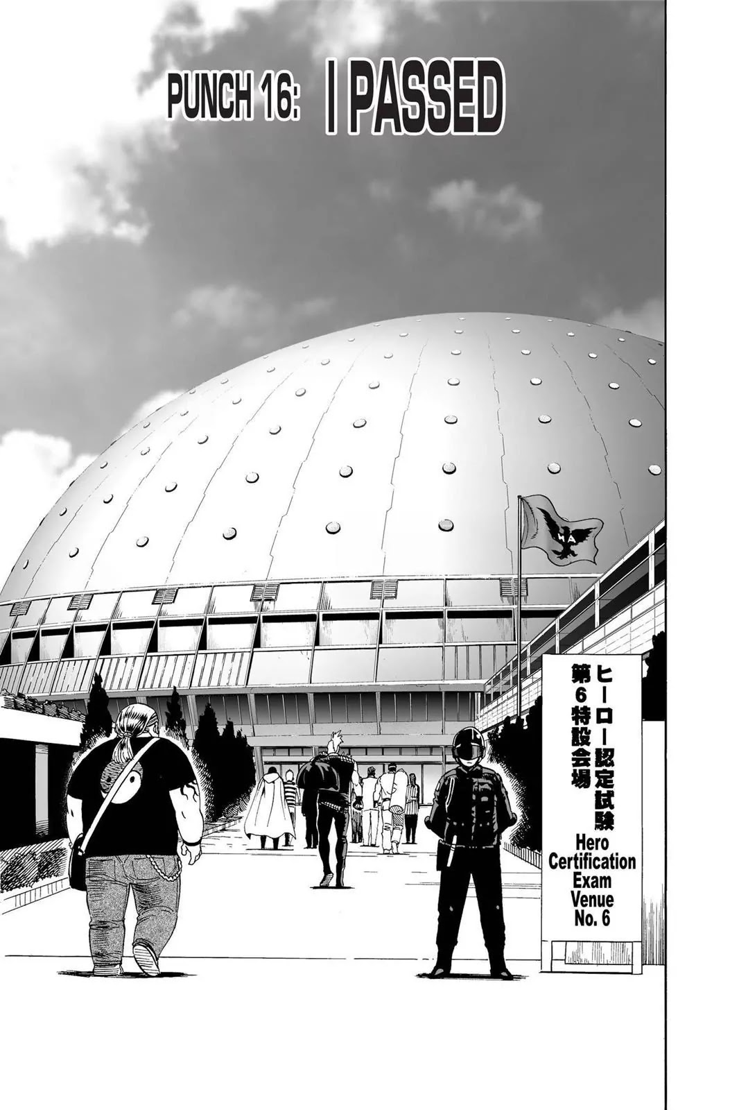 One Punch Man, Chapter Onepunch-Man 16 image 008