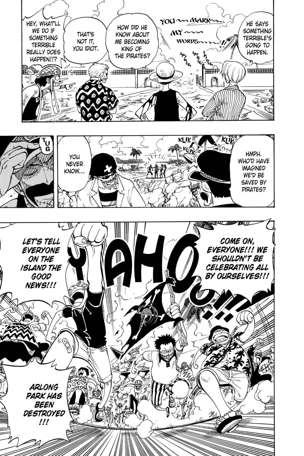 One Piece, Chapter 94 image 013