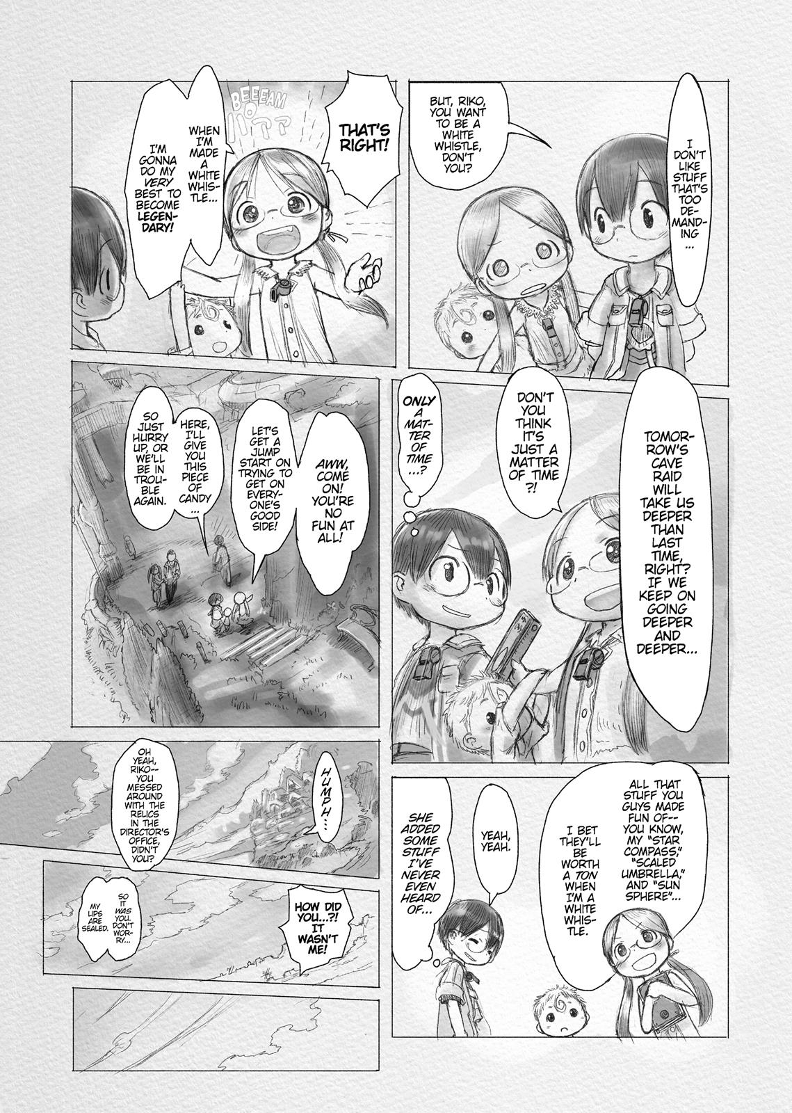 Made In Abyss, Chapter Hello,Abyss 1 image 022