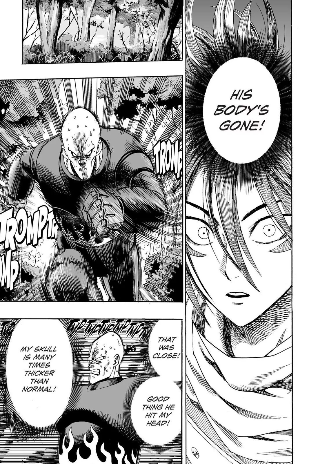 One Punch Man, Chapter Onepunch-Man 13 image 027