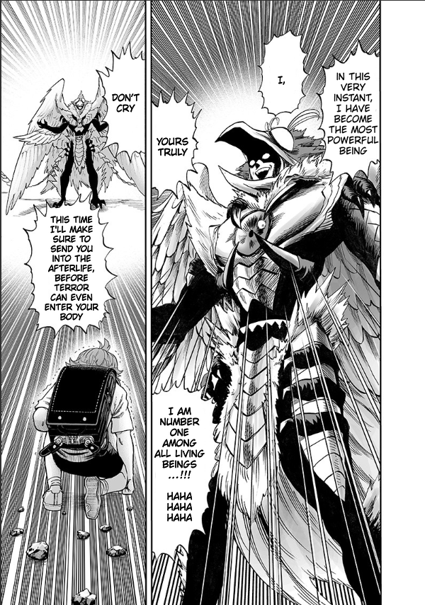 One Punch Man, Chapter Onepunch-Man 98 image 027
