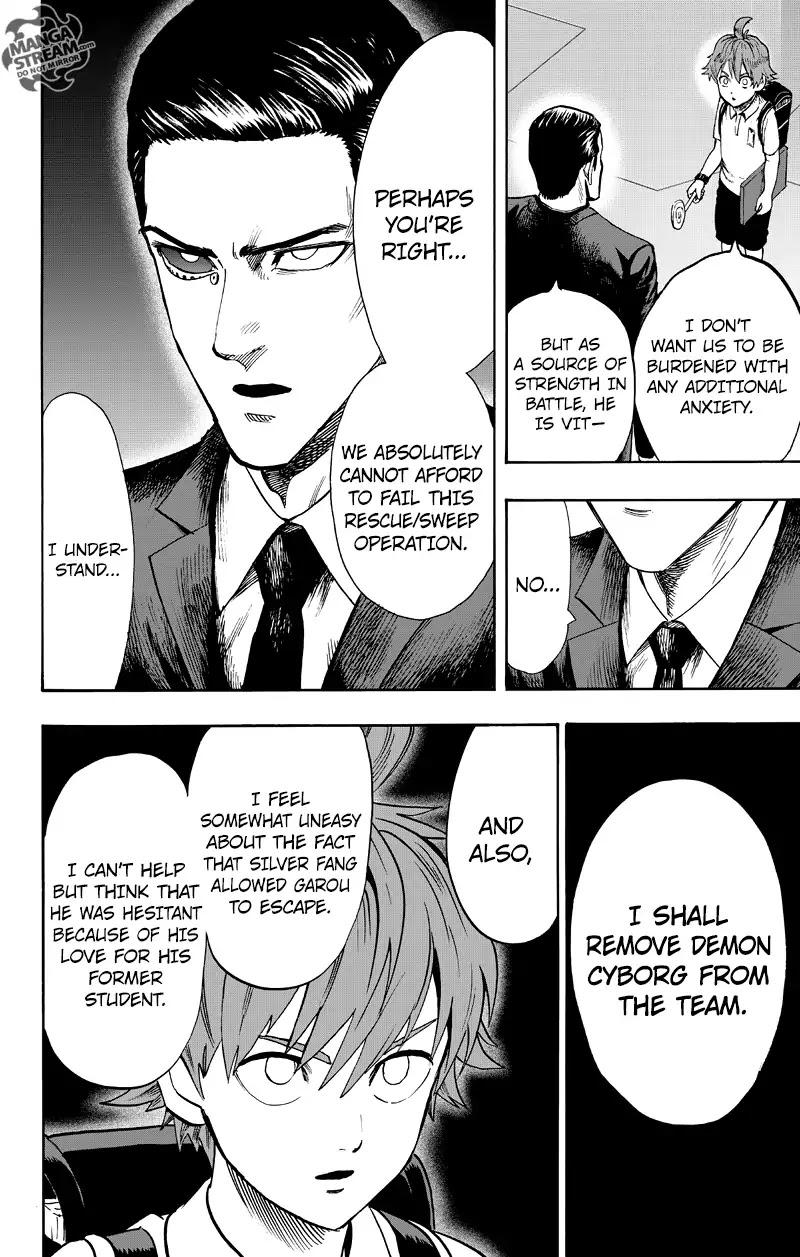 One Punch Man, Chapter Onepunch-Man 89 image 083