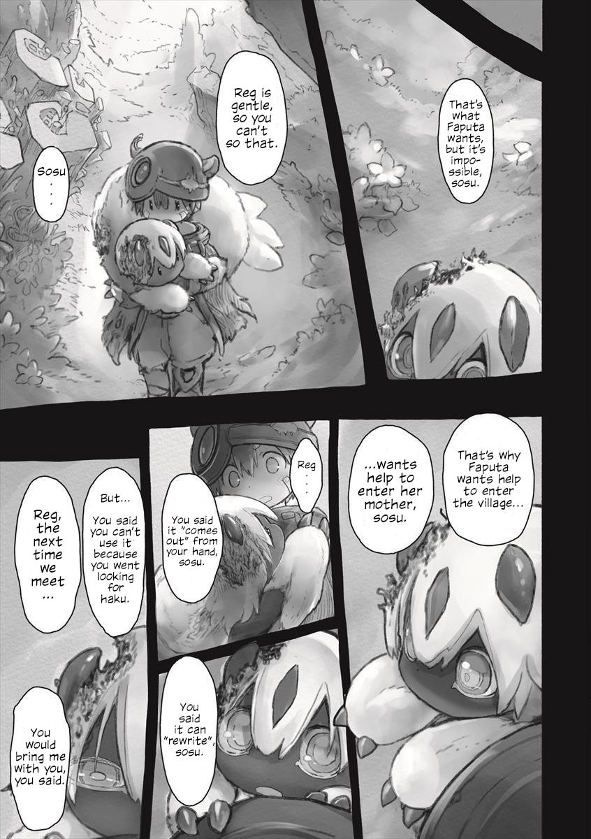 Made In Abyss, Chapter Hello,Abyss 52 image 013