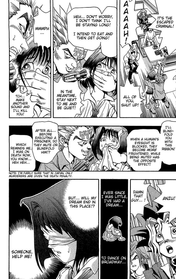 Yu Gi Oh, Chapter Vol.01 Ch.004 - The Escaped Prisoner image 013