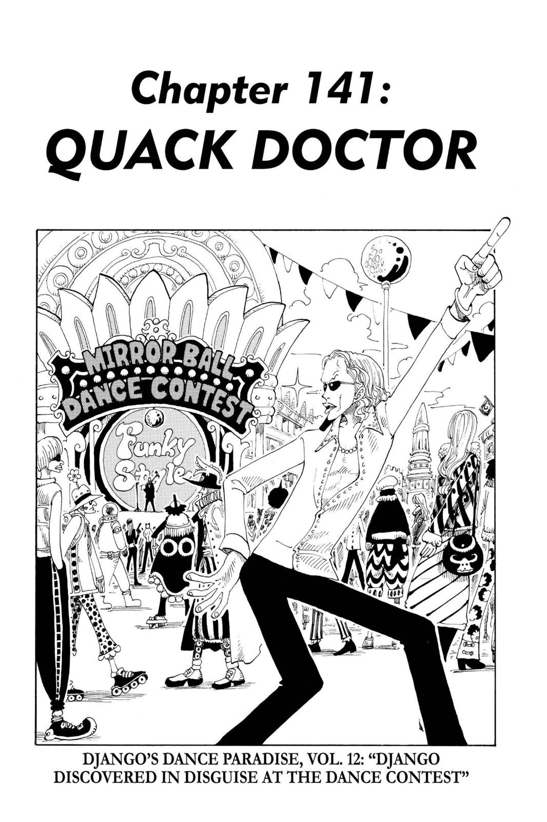 One Piece, Chapter 141 image 001