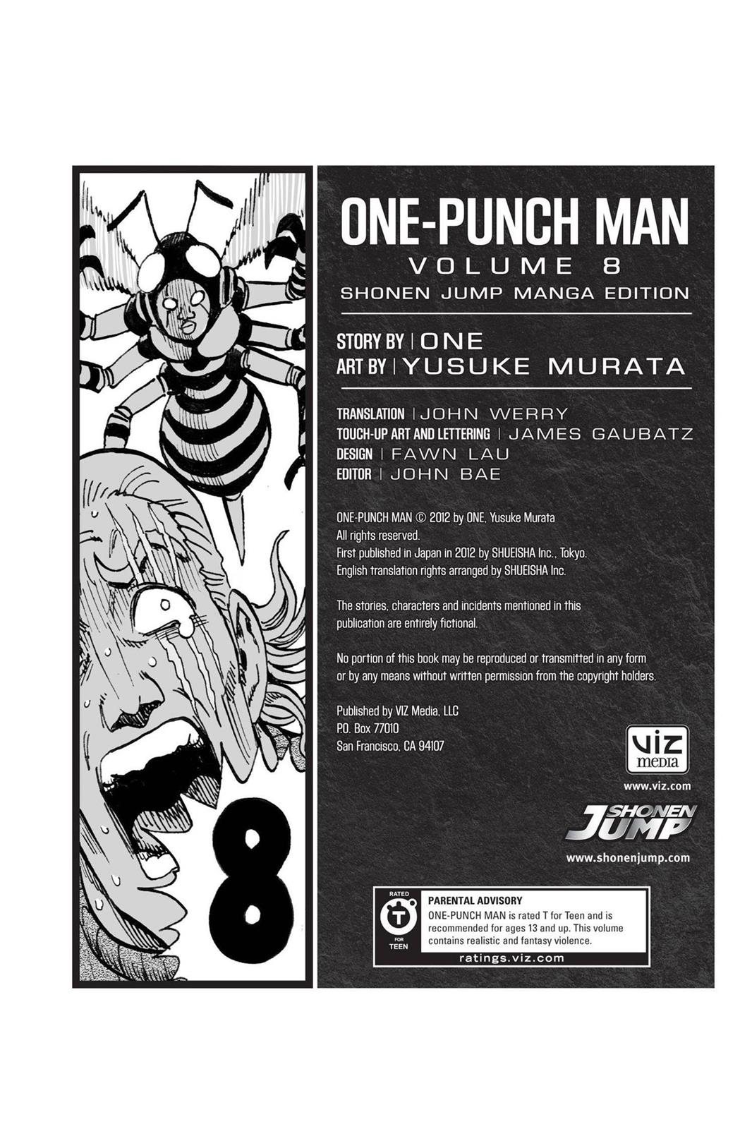 One Punch Man, Chapter Onepunch-Man 40.6 image 026